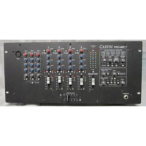 Carvin PRO-MIX 7 Unpowered Mixer
