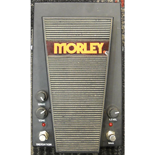 Morley PRO SERIES DISTORTION WAH Effect Pedal