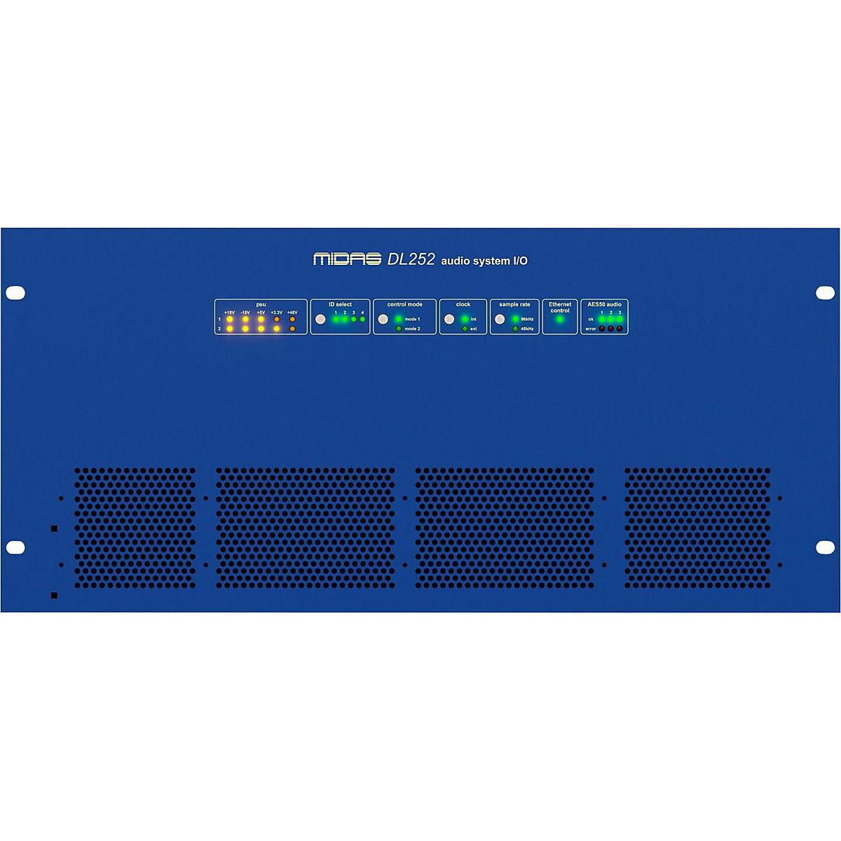 Midas PRO SERIES DL252 Digital Stage Box