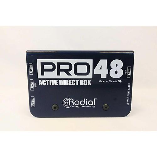 Radial Engineering PRO48 Direct Box