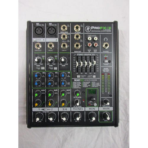Mackie PROFX4 Unpowered Mixer