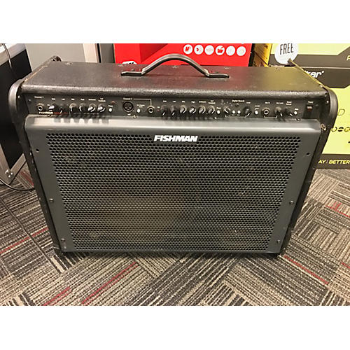 Fishman PROLBX002 Loudbox Pro 600W Acoustic Guitar Combo Amp