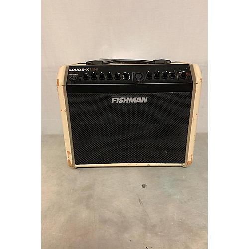 Fishman PROLBX5cr Loudbox Mini Acoustic Guitar Combo Amp