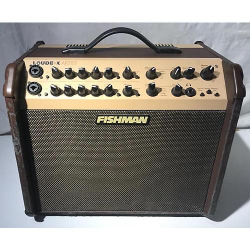 Fishman PROLBX600 Loudbox Artist 120W Acoustic Guitar Combo Amp