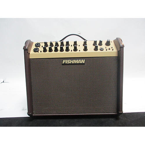 Fishman PROLTB600 Acoustic Guitar Combo Amp