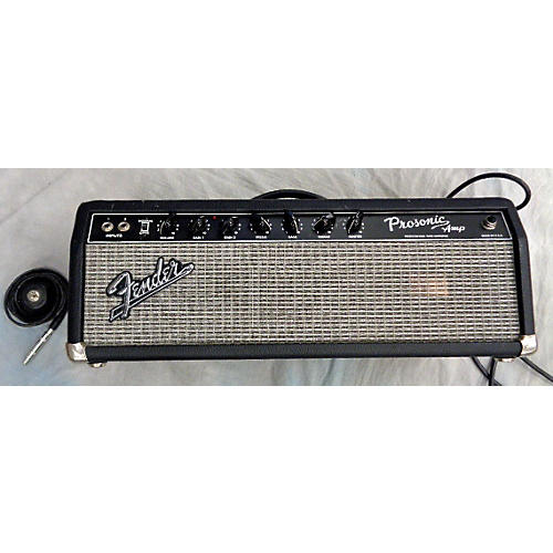 Fender PROSONIC Tube Guitar Amp Head
