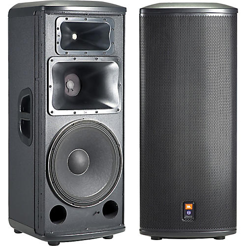 prx535 3 way 15 powered speaker pair guitar center. Black Bedroom Furniture Sets. Home Design Ideas