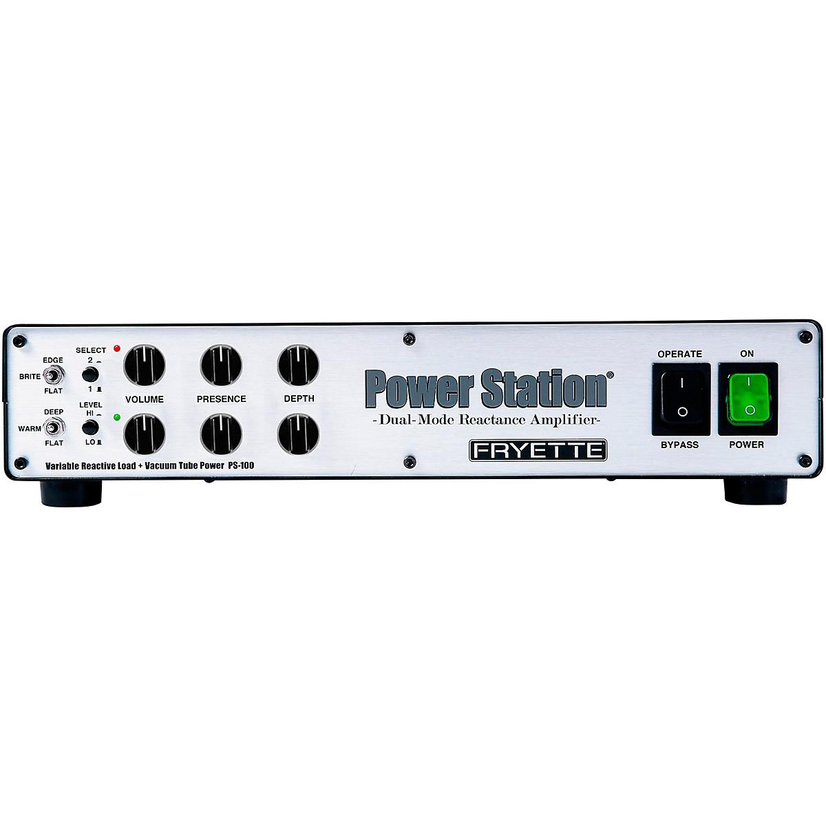 Fryette PS-100 Power Station 100 100W Tube Reactance Amplifier