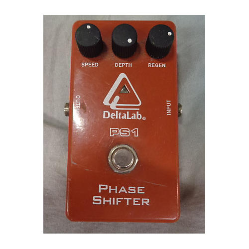 Deltalab PS1 Phaser Effect Pedal