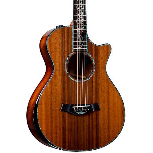 Taylor PS12ce V-Class 12-Fret Grand Concert Acoustic-Electric Guitar