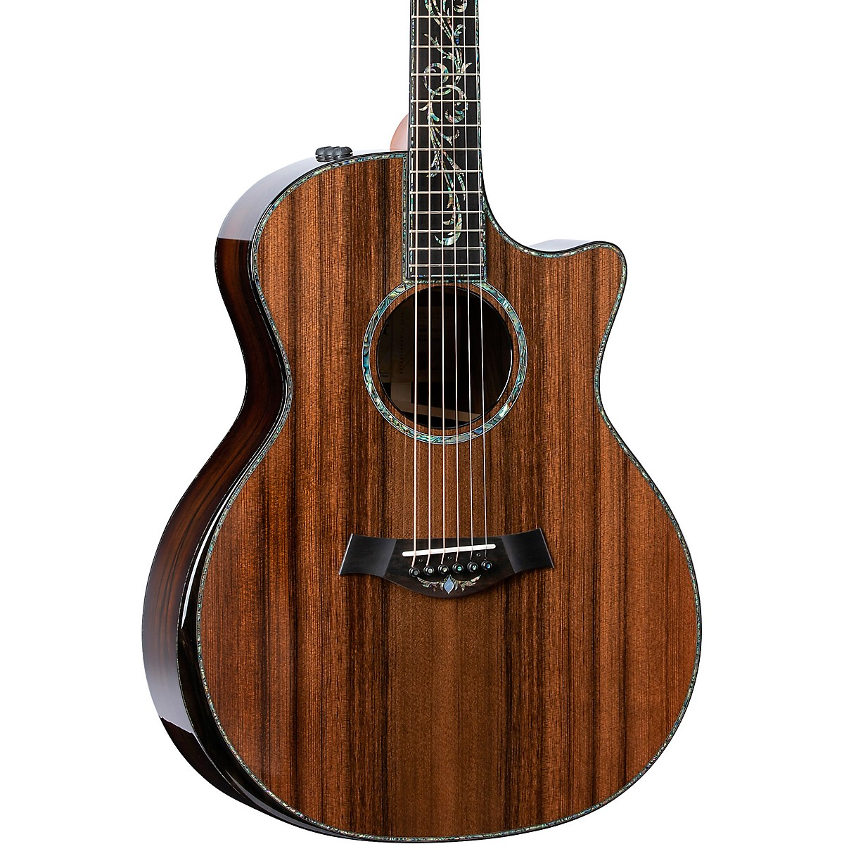 Taylor PS14ce Limited Edition Grand Auditorium Acoustic-Electric Guitar