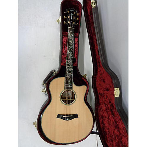 used taylor ps16ce acoustic electric guitar guitar center. Black Bedroom Furniture Sets. Home Design Ideas