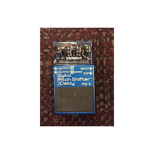 Boss PS3 Digital Pitch Shifter Delay Effect Pedal
