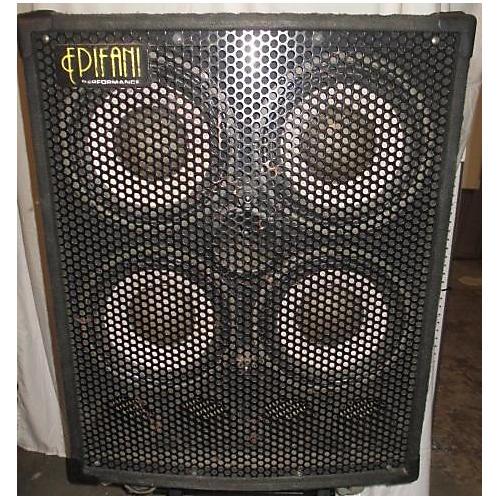 Epifani PS410 Bass Cabinet