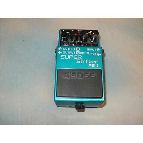 Boss PS5 Super Shifter Effect Pedal
