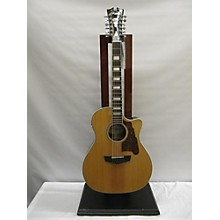 D'Angelico PSG212 12 String Acoustic Electric Guitar