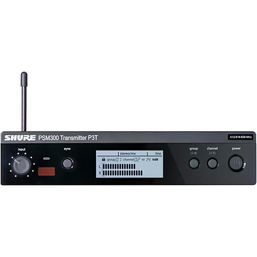 Shure PSM 300 Wireless Transmitter P3T