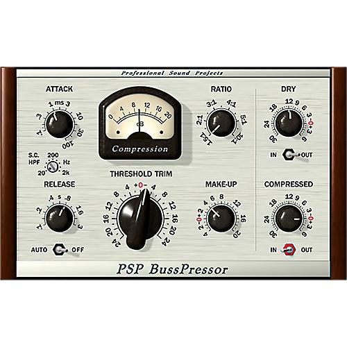 PSP Audioware PSP BussPressor