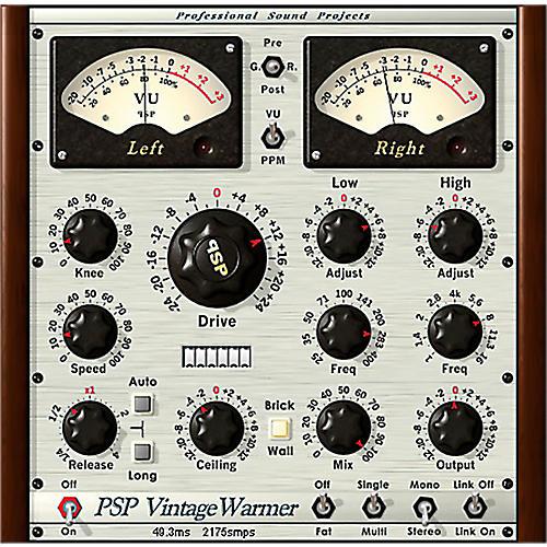 PSP Audioware PSP VintageWarmer2