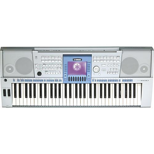 Yamaha PSR-1500 61-Key Arranger Workstation