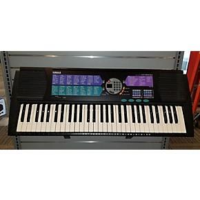 used yamaha psr 185 portable keyboard guitar center. Black Bedroom Furniture Sets. Home Design Ideas