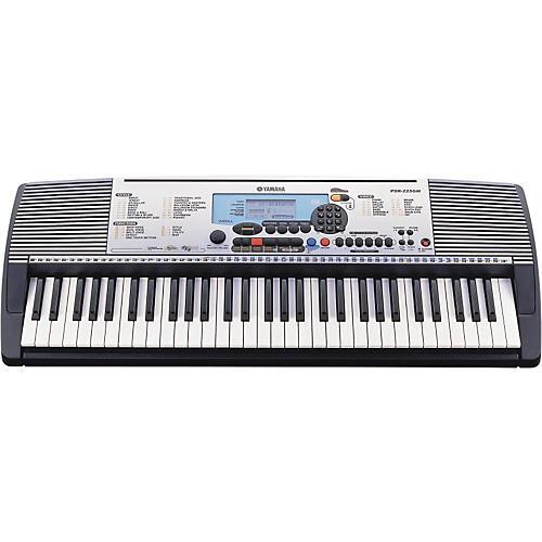 yamaha psr 225gm 61 key keyboard guitar center. Black Bedroom Furniture Sets. Home Design Ideas