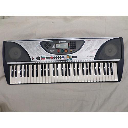 used yamaha psr 240 keyboard workstation guitar center. Black Bedroom Furniture Sets. Home Design Ideas