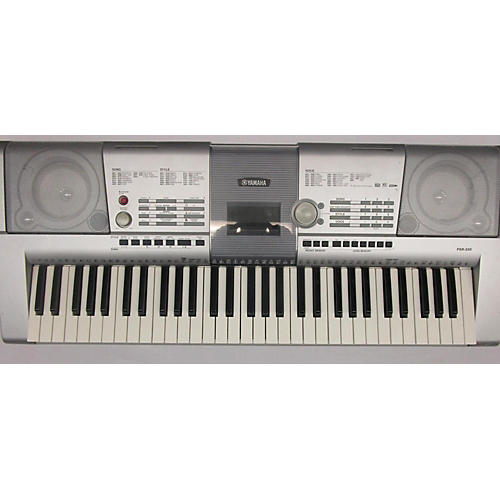 used yamaha psr 295 keyboard workstation guitar center. Black Bedroom Furniture Sets. Home Design Ideas