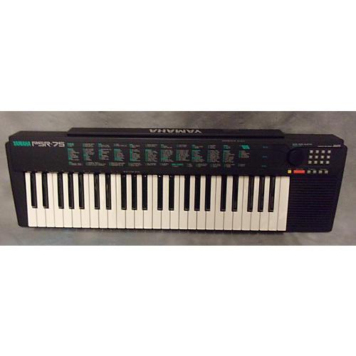 used yamaha psr 75 portable keyboard guitar center rh guitarcenter com Word Manual Guide User Guide Icon