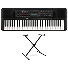 PSR-E273 61-Key Portable Keyboard Package Intro