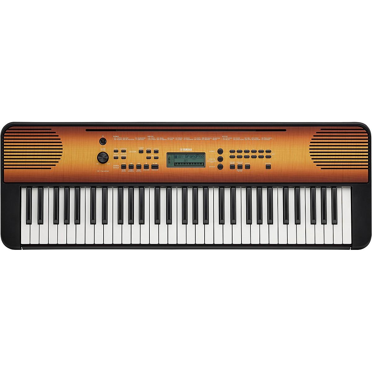 Yamaha PSR-E360 61-Key Portable Keyboard