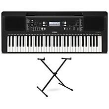PSR-E373 61-Key Portable Keyboard Intro