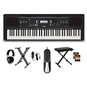 PSR-EW310 76-Key Keyboard Package Home Package