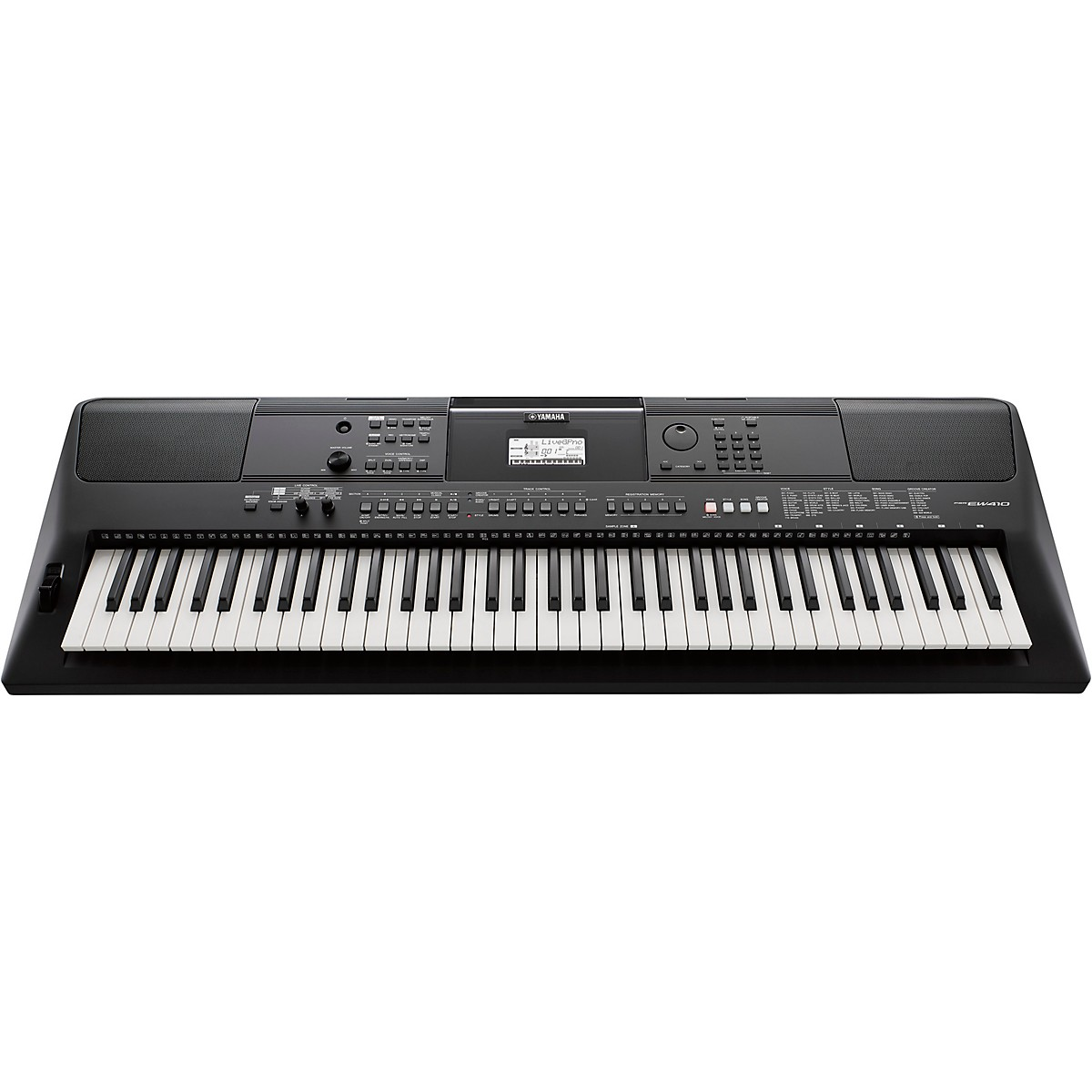 Yamaha PSR-EW410 76-Key Portable Keyboard