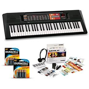 Yamaha Psr F51 61 Key Portable Keyboard Package