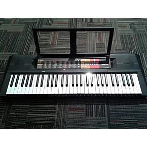 used yamaha psr f51 portable keyboard guitar center. Black Bedroom Furniture Sets. Home Design Ideas