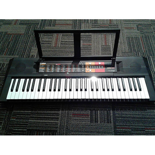 used yamaha psr f51 portable keyboard guitar center. Black Bedroom Furniture Sets. Home Design Ideas