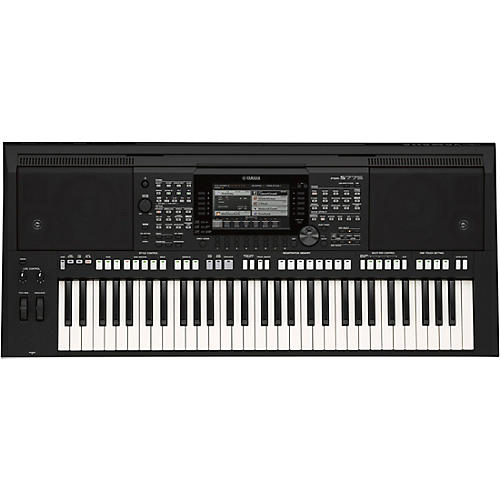 yamaha psr s775 61 key portable arranger keyboard guitar. Black Bedroom Furniture Sets. Home Design Ideas