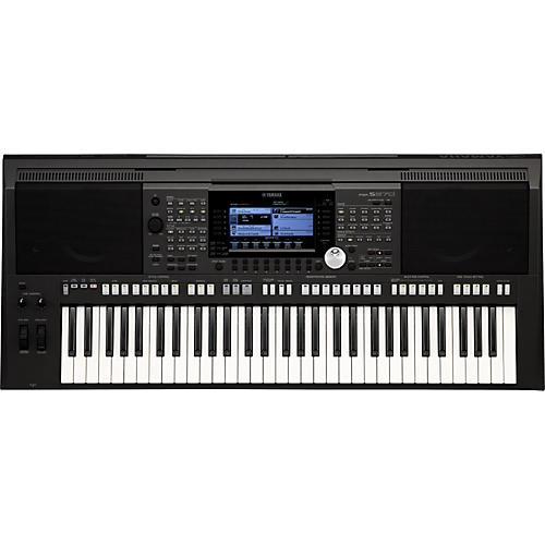 Yamaha PSR-S970 61-Key Arranger Workstation