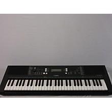 Yamaha PSRE363 61 Key Keyboard Workstation