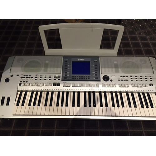 Yamaha PSRS700 61 Key Silver Keyboard Workstation