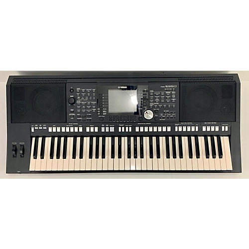 Yamaha PSRS950 61 Key Arranger Keyboard