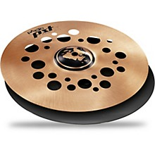 PSTX DJs 45 Hi-Hat Cymbal 12 in. Pair