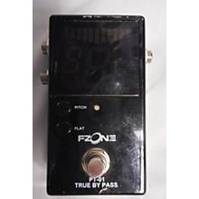 Fzone PT-01 Tuner Pedal