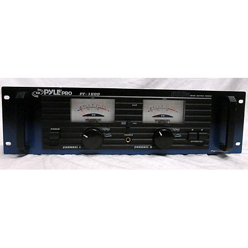 Pyle PT-1600 Power Amp