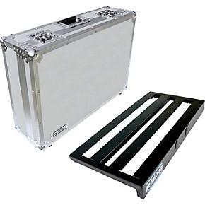 pedaltrain pt 2 pedal board with hardshell ata flightcase guitar center. Black Bedroom Furniture Sets. Home Design Ideas