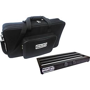 pedaltrain pt 2 pedal board with softshell gig bag guitar center. Black Bedroom Furniture Sets. Home Design Ideas