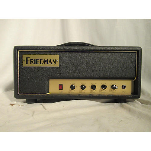 used friedman pt 20 20w tube guitar amp head guitar center. Black Bedroom Furniture Sets. Home Design Ideas