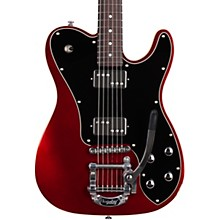 PT Fastback IIB Electric Guitar Metallic Red Black Pickguard