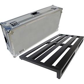pedaltrain pt pro pedal board with hardshell ata flightcase guitar center. Black Bedroom Furniture Sets. Home Design Ideas